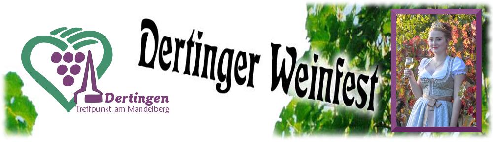 Weinfest Dertingen